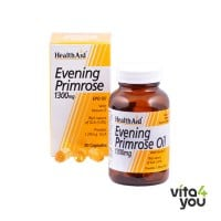 Health Aid Evening Primrose Oil 1300 mg 30 caps