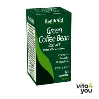 Health Aid Green Coffee Bean 1000 mg 60 caps