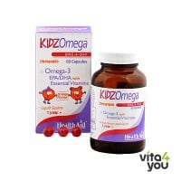 Health Aid Kidz Omega 60 chewable tabs