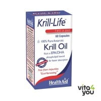 Health Aid Krill-Life 500 mg 60 caps