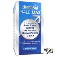 Health Aid Male Max 30 tabs