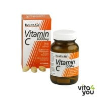 Health Aid Vitamin C 1000 mg prolonged release 30 tabs