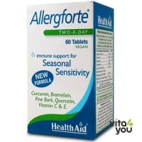 Health Aid Allergforte 60 tabs