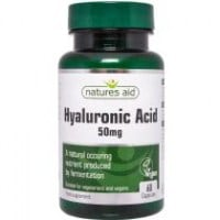 Nature's Aid Hyaluronic Acid 50 mg 30 caps