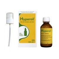 Hyperoil gel spray 100 ml
