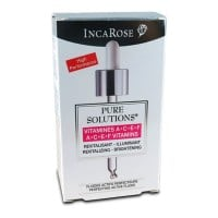 Inca Rose Pure Solutions Vitamine A+C+E+F 15 ml