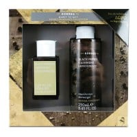 Korres Black Pepper Cashmere Lemonwood perfume 50 ml & Shower gel 250 ml