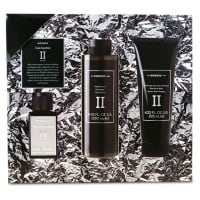 Korres Fragrance Collection Eau de Parfum II for Him 50 ml & Shower gel 250 ml & Aftershave 125 ml