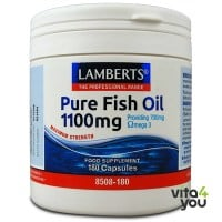 Lamberts Pure Fish Oil 1100 mg 180 caps