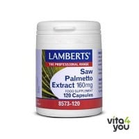 Lamberts Saw Palmetto Extract 160 mg 120 caps