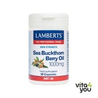 Lamberts Sea Buckthorn 1000 mg 60 caps
