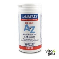Lamberts A to Z Multi Vitamins 60 tabs