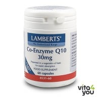 Lamberts Co-Enzyme Q10 30 mg 60 caps