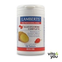 Lamberts Glucosamine Complete 120 tabs