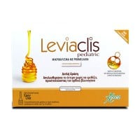 Aboca Leviaclis Pediatric 6 suppositories of 5 gr