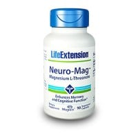 Life Extension Neuro Mag magnesium L-Threonate 90 veg caps