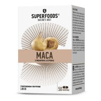 Superfoods Maca Eubias 300 mg 50 caps