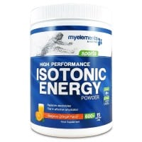 My elements Sports High Performance Isotonic Drink Orange 600 gr