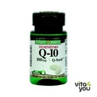 Nature's Bounty Co-Enzyme Q10 100 mg Q-Sorb 30 softgels