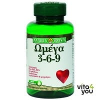 Nature's Bounty Omega 3-6-9 60 softgels