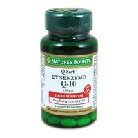 Nature's Bounty Q-Sob Συνένζυμο Q-10 100 mg 30 softgels