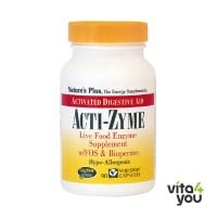 Nature's Plus Acti-Zyme 90 veg.caps