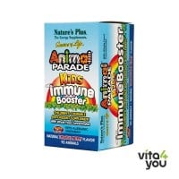 Nature's Plus Animal Parade Kids Immune Booster C 90 chewable tabs