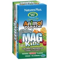 Nature's Plus Animal Parade Mag Kidz chewables cherry flavour 90 tabs