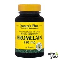Nature's Plus Bromelain 250 mg 90 tabs