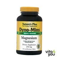 Nature's Plus Dyno-Mins Magnesium 250 mg 90 tabs