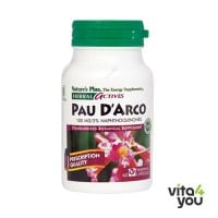 Nature's Plus Herbal Actives Pau D'Arco 100 mg  60 caps