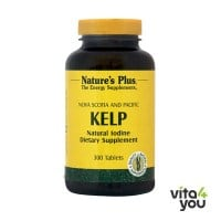 Nature's Plus Kelp 300 tabs