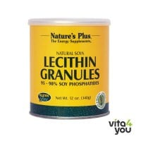 Nature's Plus Lecithin granules 340 gr