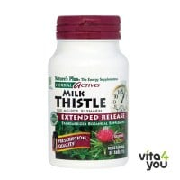 Nature's Plus Milk Thistle 500 mg 30 tabs