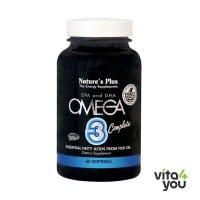 Nature's Plus Omega 3 Complete 60 softgels