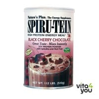 Nature's Plus Spiru-Tein  Black Cherry-Chocolate 510 gr
