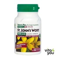 Nature's Plus St. John's Wort 250 mg 60 veg.caps