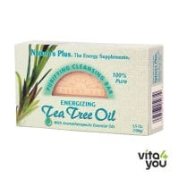 Nature's Plus Tea Tree oil Cleansing soap 100 gr