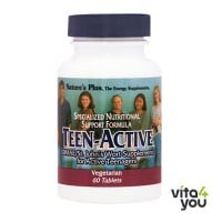 Nature's Plus Teen-Active 60 tabs