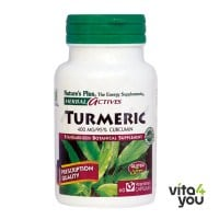 Nature's Plus Turmeric 400 mg 60 veg.caps