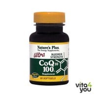 Nature's Plus Ultra CoQ10 100mg 30 softgels