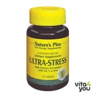 Nature's Plus Ultra Stress with Iron - Sustained Release 30 tabs