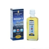 Norwegian Fish Oil Omega 3 Liquid 240 ml