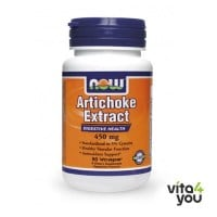 Now Artichoke Extract 450 mg 90 Vcaps