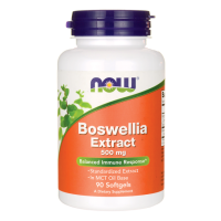 Now Boswellia Extract 500 mg 90 softgels