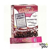 Now Effer-C Elderberry 30 packets