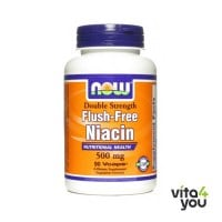Now Flush-Free Niacin 500 mg 90 Vcaps®