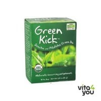 Now Green Kick Tea 24 bags