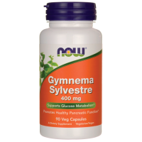 Now Gymnema Sylvestre 400 mg 90 vcaps