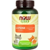 Now Pets L-Lysine for cats 226.8 gr